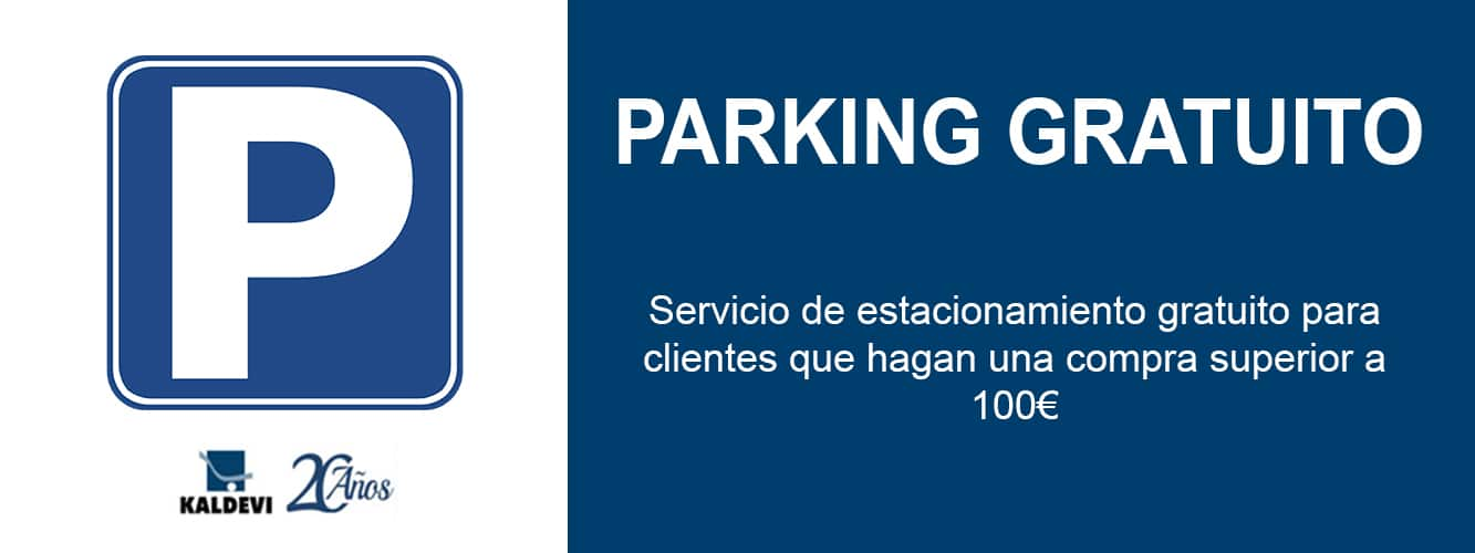 parking gratis kaldevi